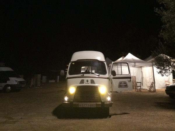 Fashion week costa brava 2015 foodtruck