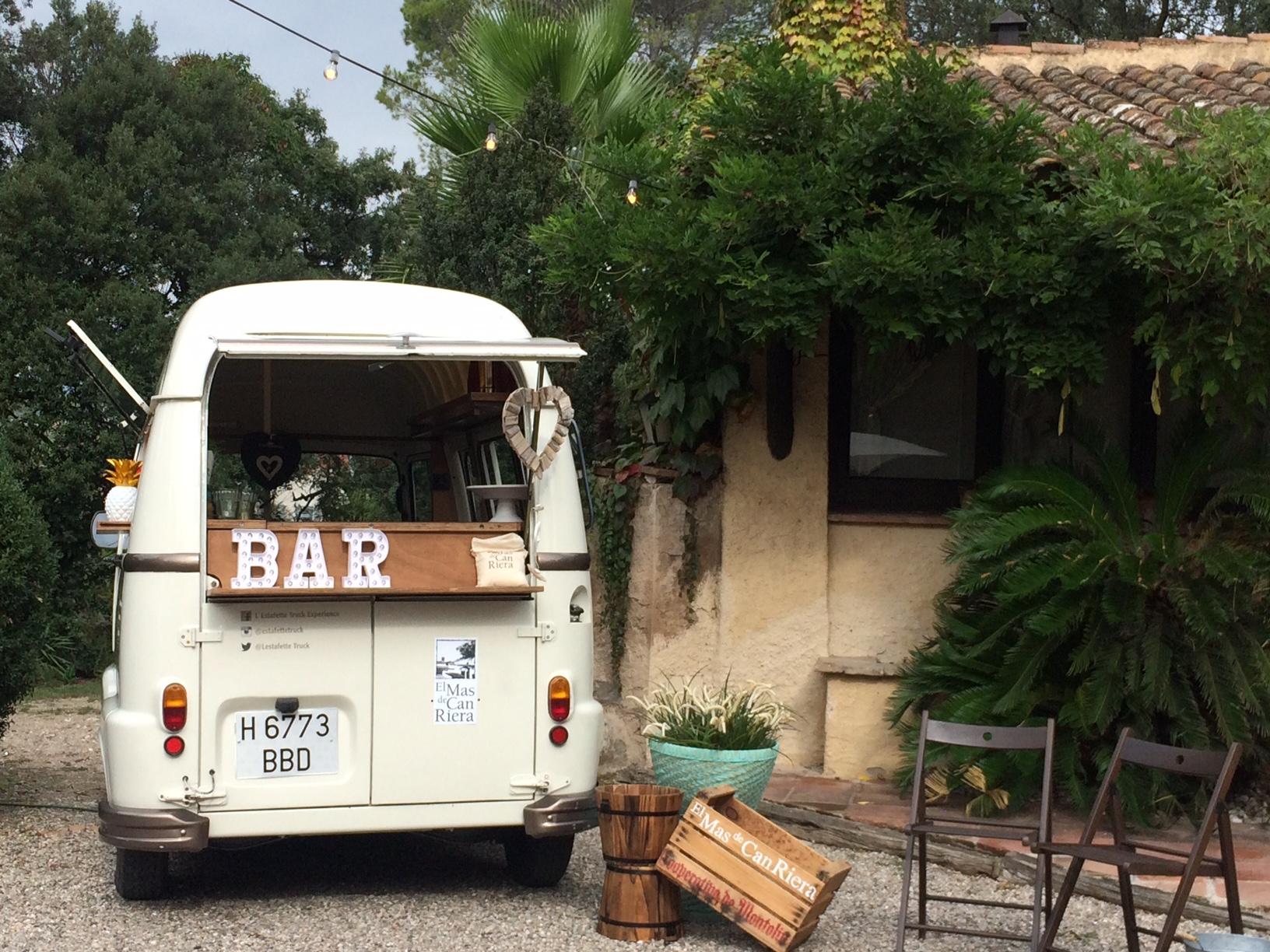 FoodTruck Experience Barcelona - Mas de Can Riera